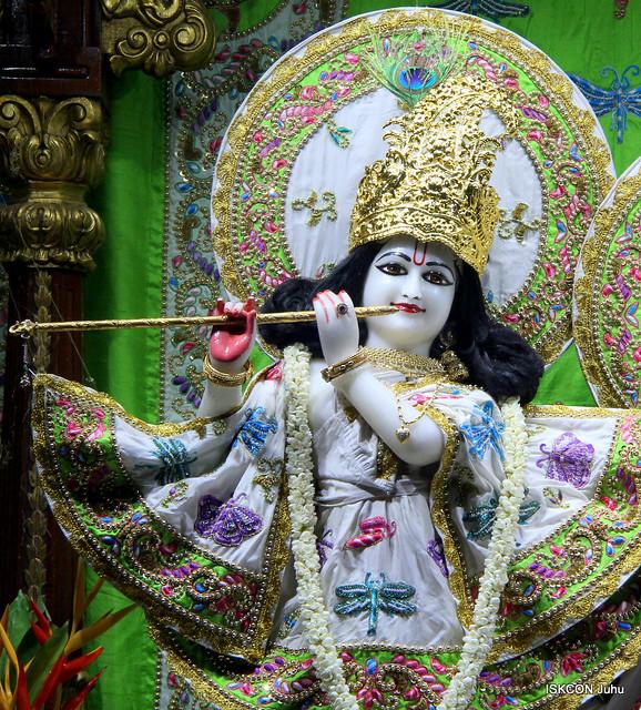 ISKCON Juhu Mangal Deity Darshan on 17th Nov 2019