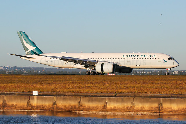 Cathay Pacific Airbus A350-941 B-LRC