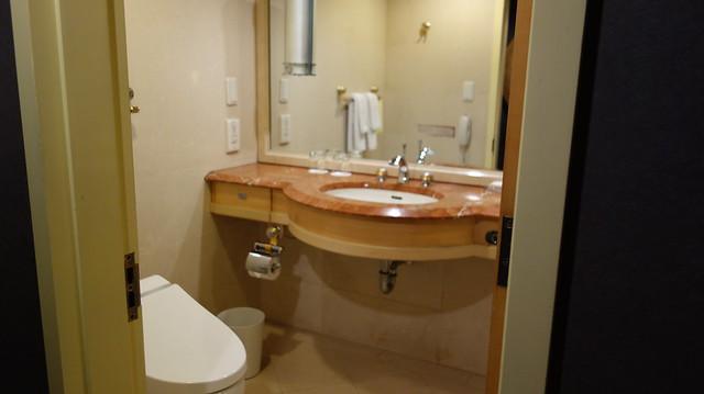 浴廁@高雄國賓大飯店
