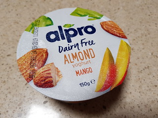 Alpro Mango Almond Yoghurt