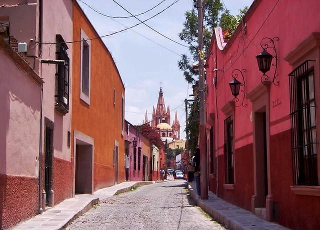 San Miguel de Allende, Guanajuato, (hoy)