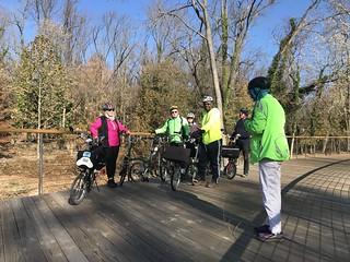 Brompton Meetup in Baltimore #bikeMD