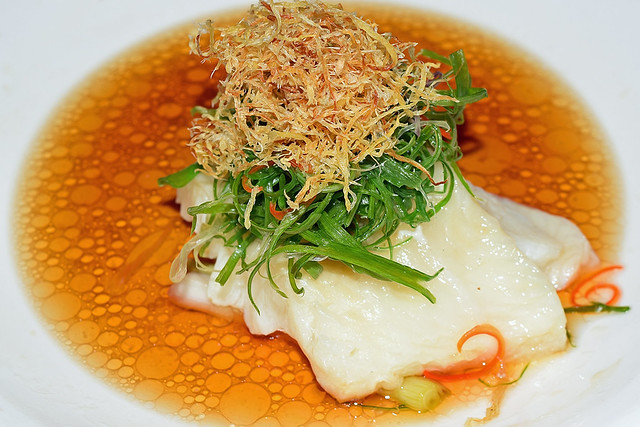 The Steamed Cod