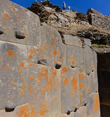 Ollyantaytambo fortress