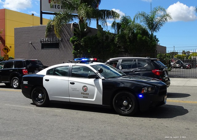LAPD - Dodge Charger (1)