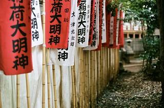 Yoyogi Hachimangu Shrine #1