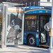 """""""Elle Pérez: from sun to sun"""" Exhibition at JCDecaux Bus Shelters throughout New York City"""