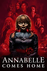 Annabelle Comes Home แอนนาเบลล์ ตุ๊กตาผีกลับบ้าน (2019)