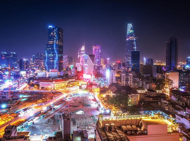 Goodnight Saigon!