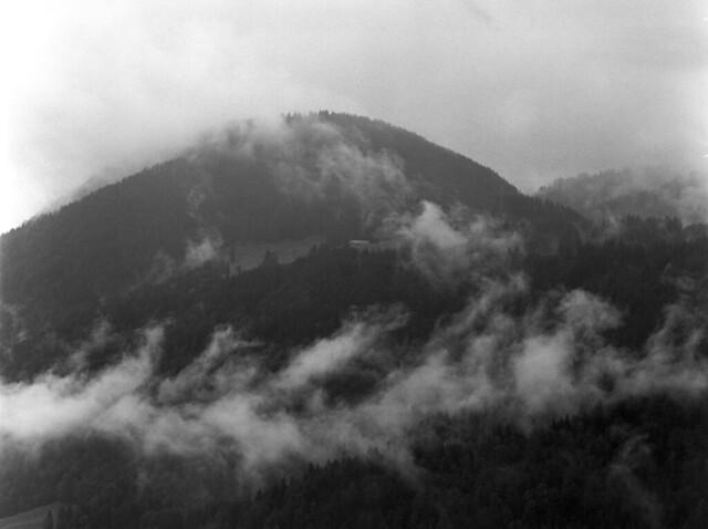Mists of Ägeri  (MF Tmax 100)