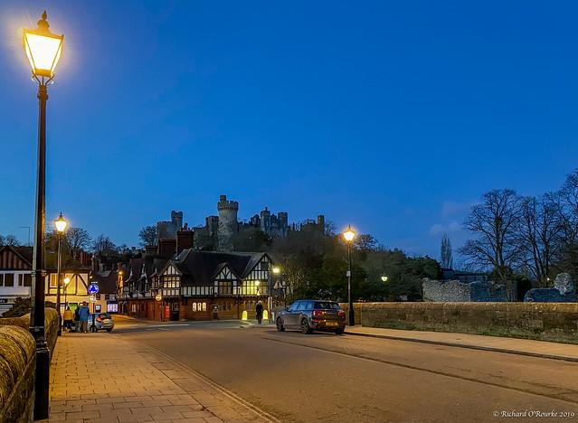 Arundel evening