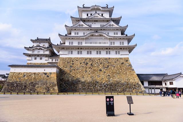 Himeji Castle (in explore 17/11/2019)