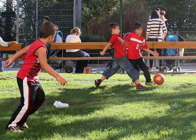 Promising New Football Generation