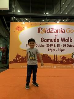 Weekend @ Gamuda Walk + Kidzania Go