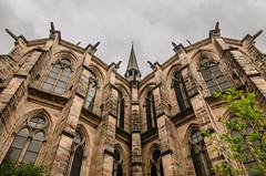 Universitätskirche - Iglesia de la antigua universidad de Marburgo