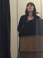 Astra Taylor at NYLA Annual Conference