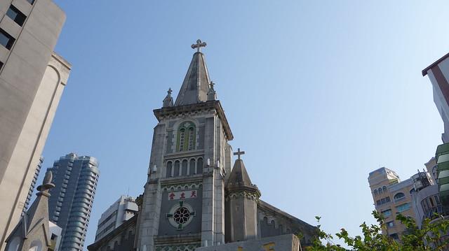 帶開心果看古蹟之玫瑰聖母堂