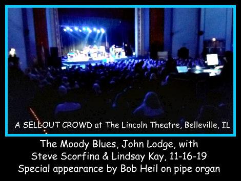 Lincoln Theatre 11-16-19