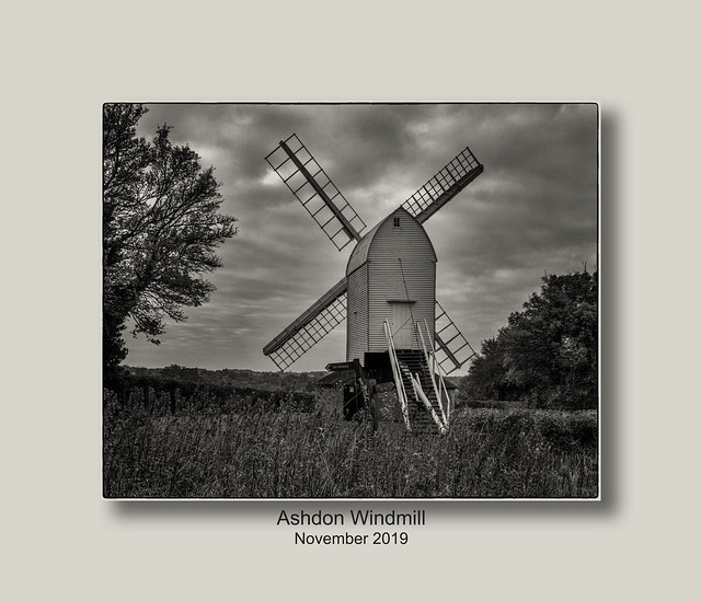 Ashdon Windmill