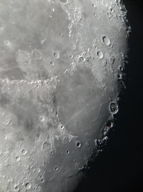 Lunar Closeup, November 16, 2019