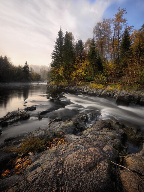 Couleurs d'automne le long de la rivière- Du-Moulin (10)
