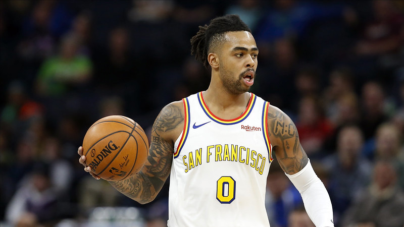 D'Angelo Russell。(達志影像資料照)