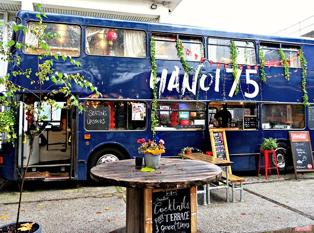Hanoi 75 street-food at HATCH, Manchester