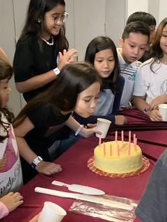 Irina's Birthday Celebration @ Laser Tag, Sunway Pyramid