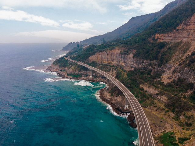 Sea Cliff Bridge 2