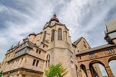 Landgrafenschloss - Castillo de Marburgo