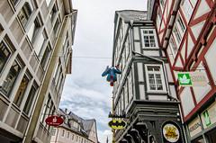 Spiderman está en Marburgo
