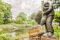 Alter Botanischer Garten  - Antiguo Jardín Botánico
