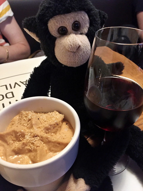 Monkey, Hazelnut^3, and port