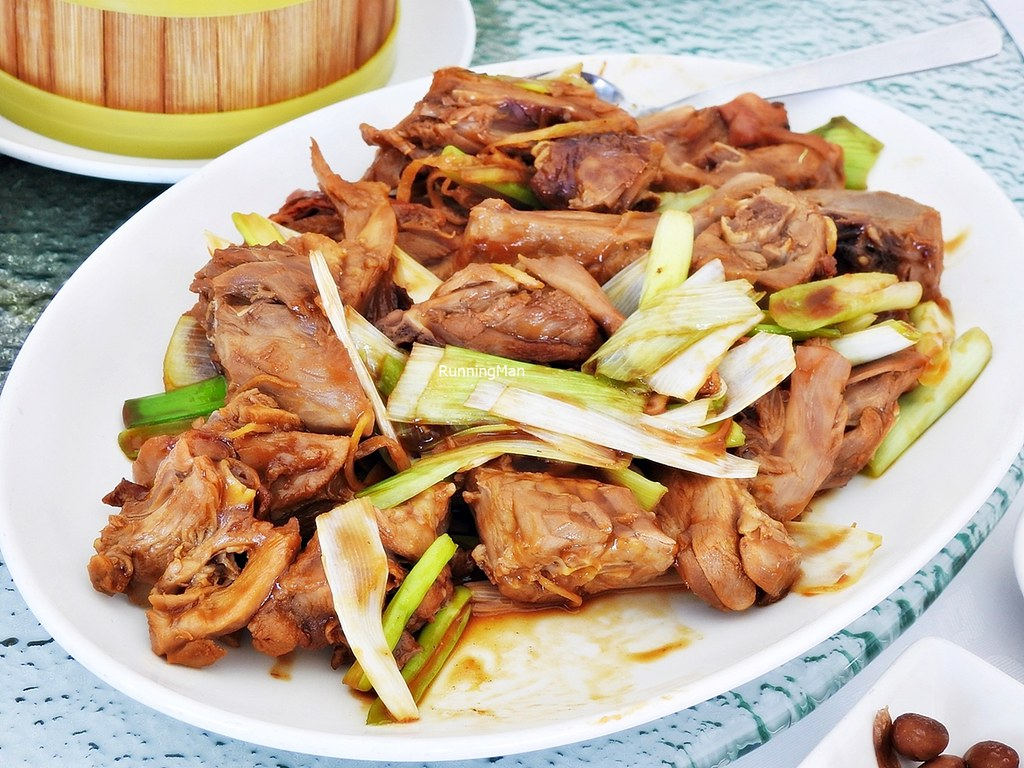 Peking Duck - 2nd Serving In Ginger Onion Gravy