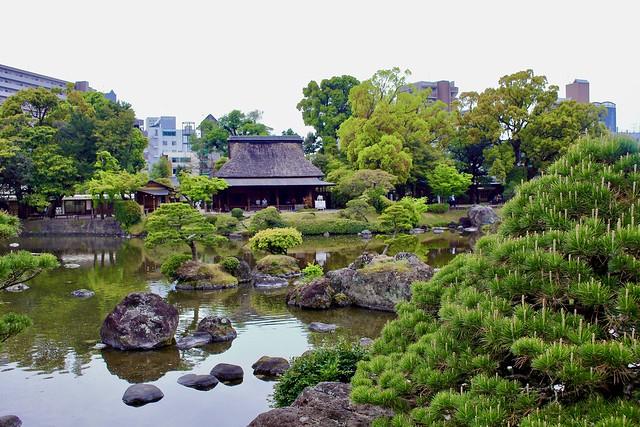 Kumamoto - Suizenji Jojuen Garden