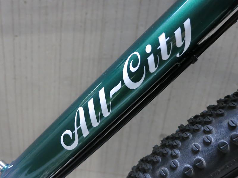 All City Gorilla Monsoon GR Rival Logo
