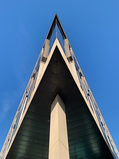 Looking up at TIC