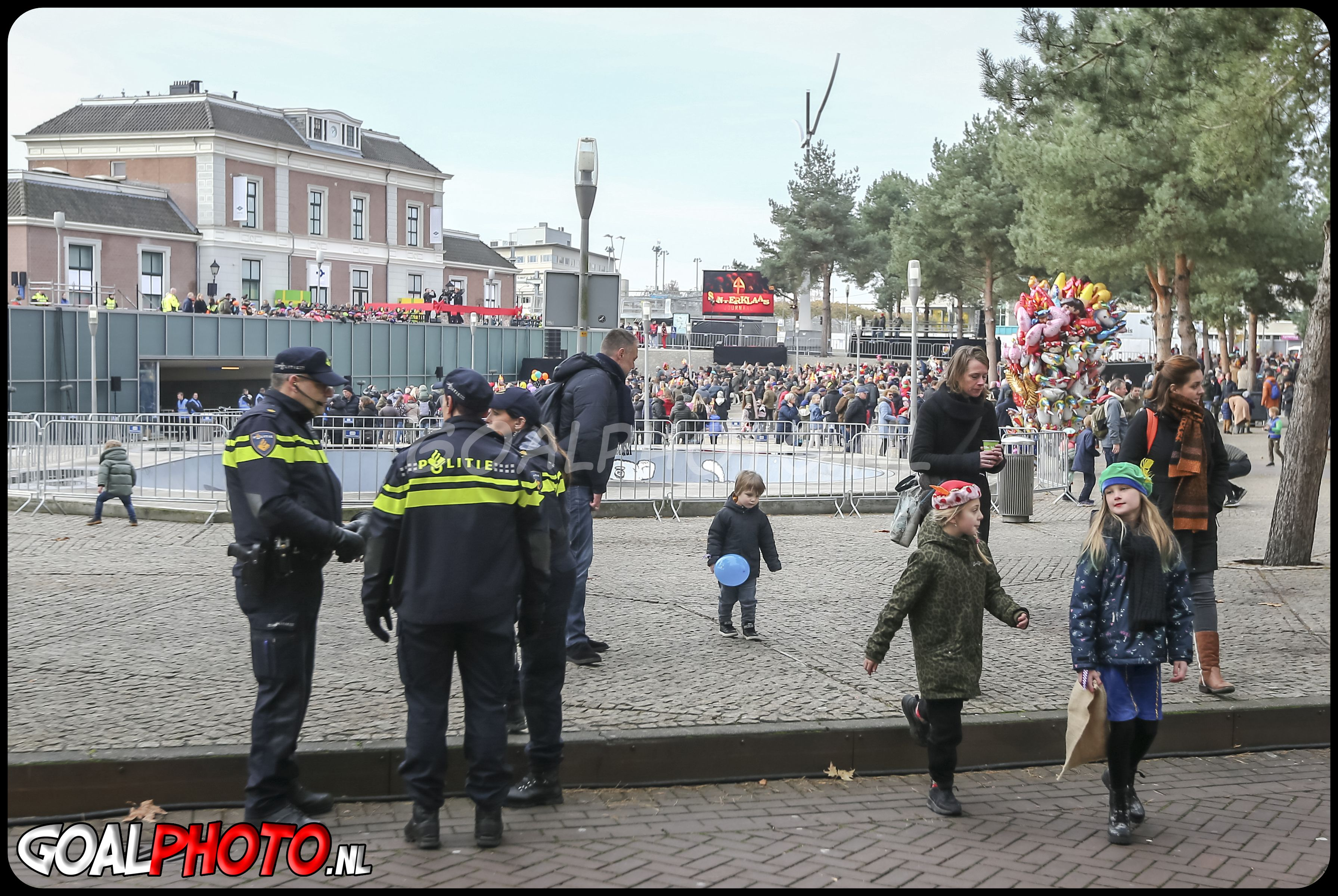 Sinterklaas Apeldoorn 16-11-2019