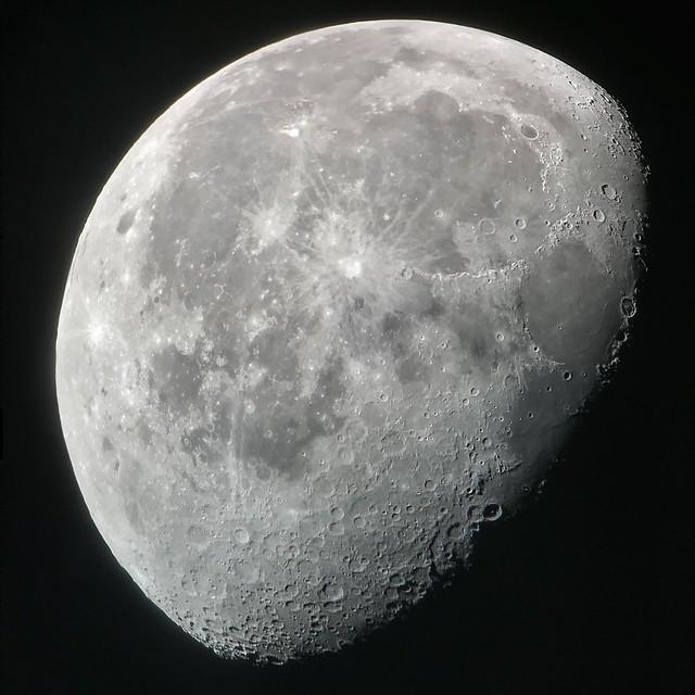 Moon, November 16, 2019.