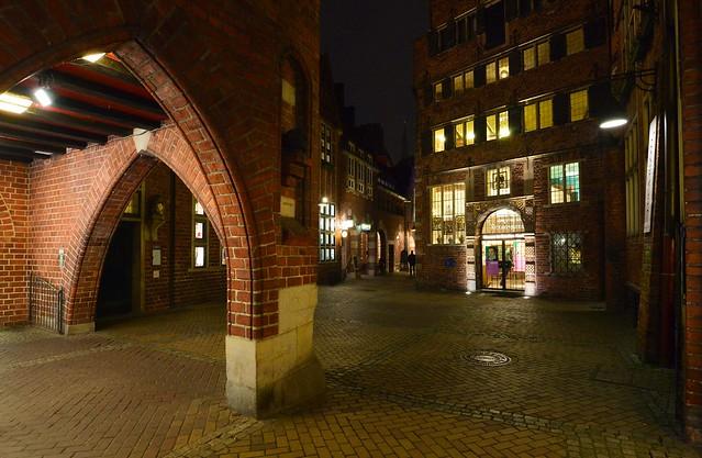Bremen - Böttcherstraße