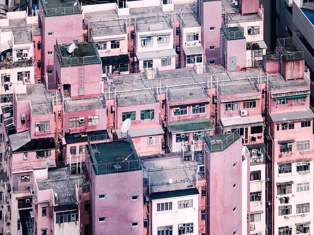 Par les fenêtres de Hong Kong