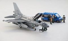 RNlAF F-16AM Viper