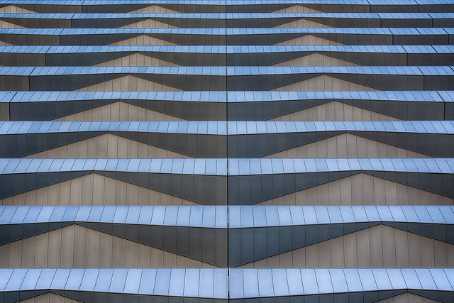 Rhythm of balconies