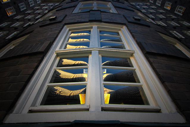 Sprinkenhof Reflections