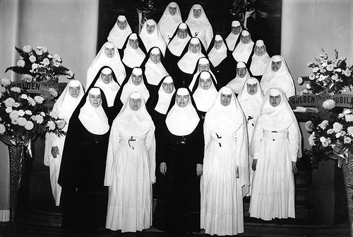 Sisters of Mercy in 1949  Laredo Texas