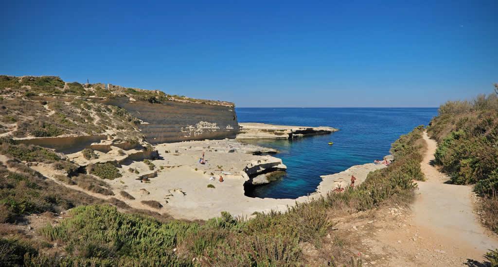 St. Peter's Pool   Malta & Gozo