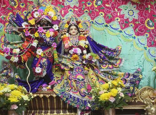 ISKCON Seattle Deity Darshan 16 Nov 2019