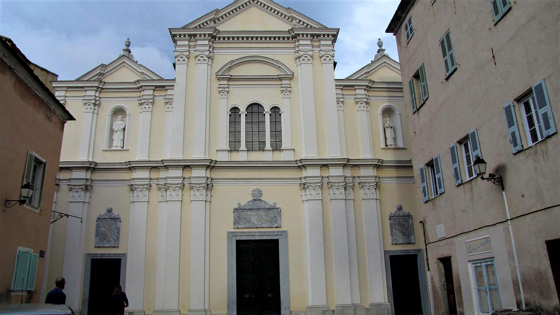 Bastia, Cathédrale Sainte-Marie de l'Assomption