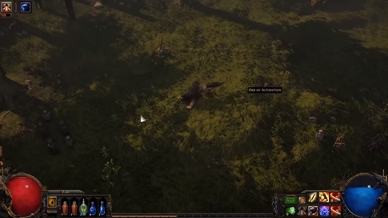 Path of Exile 2-変身
