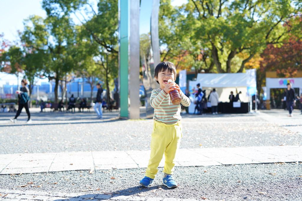 Family day, Harajuku to Ginza